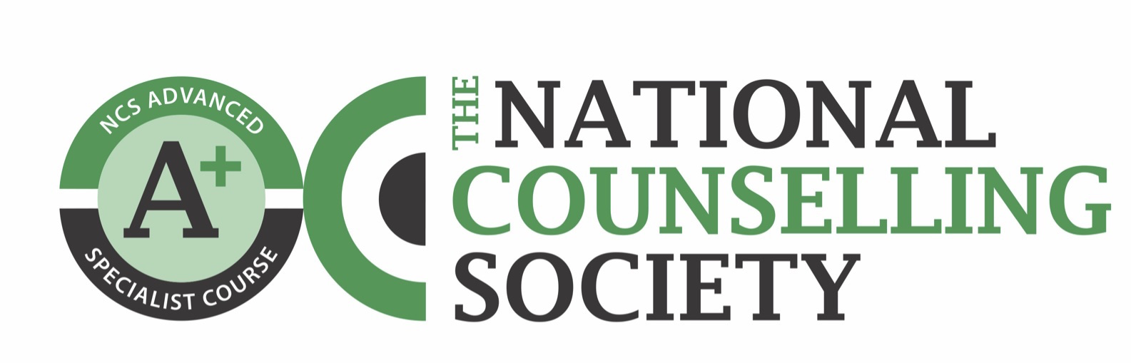 National Counselling Society Advanced Specialised Training Logo